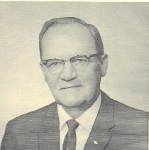 Image of George F. Morrison Grand Master 1964-1965 - 2012.12.399