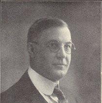 Image of Joseph S. McIntyre Grand Master 1923-1924 - 2012.12.406