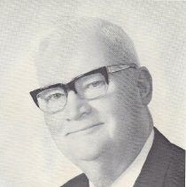 Image of Russell E. Murray Grand Master 1966-1967 - 2012.12.409