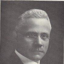 Image of Arthur Mather Grand Secretary 1927 - 2012.12.410