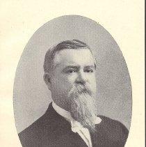 Image of Robert F. Stevenson Grand Master 1884-1885 - 2012.12.413