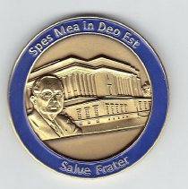 Image of Scottish Rite Spring Reunion Coin 2013 - 2013.1.207