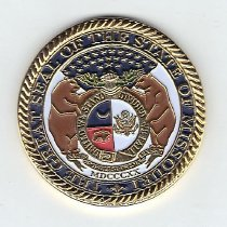 Image of 50th Anniv Missouri State Water Patrol Coin - 2013.1.210