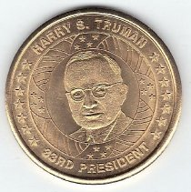 Image of Harry S Truman Coin - 2013.1.222