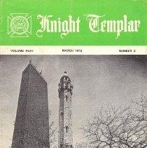 Image of Grand Encampment Office - Freemasonry--Knight Templar Freemasonry--Ritual--Knight Templar Chicago, IL