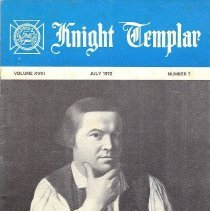 Image of Grand Encampment Office - Freemasonry--Knight Templar Freemasonry--Ritual--Knight Templar Revere Paul