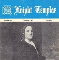 Image of Grand Encampment Office - Freemasonry--Knight Templar Freemasonry--Ritual--Knight Templar Franklin, Benjamin