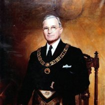 Image of Grand Master Harry S Truman - 2013.2.233.2