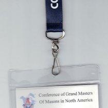 Image of GM Conference Volunteer Medallion - 2013.2.233.5