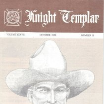 Image of Grand Encampment Office - Freemasonry--Knight Templar Freemasonry--Ritual--Knight Templar Mix, Tom