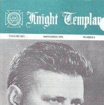Image of Grand Encampment Office - Freemasonry--Knight Templar Freemasonry--Ritual--Knight Templar Stuart, Jesse Hilton