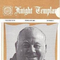 Image of Grand Encampment Office - Freemasonry--Knight Templar Freemasonry--Ritual--Knight Templar Ives, Burl