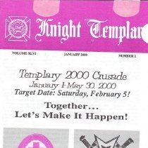 Image of Knight Templar January 2000