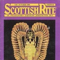 Image of AASR SJ - Freemasonry--Scottish Rite Freemasonry--Scottish rite--degrees Washington, George