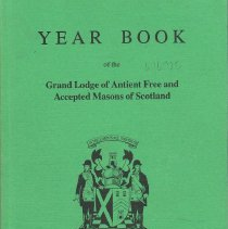 Image of Grand Lodge of Scotland - Freemasonry--Yearbooks--Scotland
