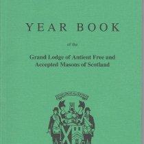 Image of Grand Lodge of Scotland - Freemasonry--Yearbooks--Scotland Freemasonry--History--Scotland.084