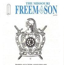 Image of Grand Lodge of Missouri - Freemasonry--History--Missouri Demolay--75th Anniversary
