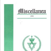 Image of Miscellanea 2006