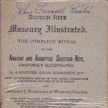 Image of Ezra Cook - Spurious Masonry