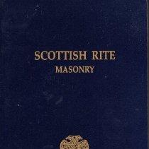 Image of Charles Powner - Scottish rite--Manuals
