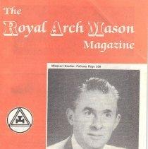 Image of General Grand Chapter RAM - Freemasonry--Royal Arch--History Eggleston, Tom