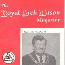 Image of General Grand Chapter RAM - Freemasonry--Royal Arch--History Capps, R. Glenn