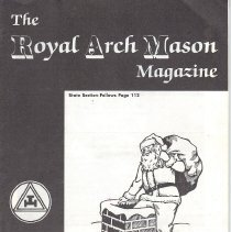 Image of General Grand Chapter RAM - Freemasonry--Royal Arch--History
