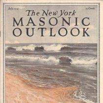 Image of Grand Lodge of New York - Freemasonry--History--New York