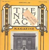 Image of The New Age February 1934