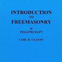 Image of Introduction to Freemasonry Vol 2