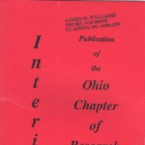 Image of Interim Publication of the Ohio Chapter of Research 1998