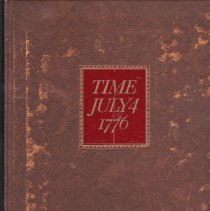 Image of Time July 4 1776