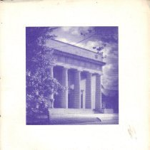 Image of Scottish Rite Program Valley of Louisville 1940