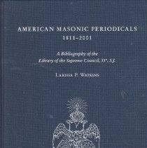 Image of Oak Knoll Press & Library of the House of the Temple - Freemasonry--Biblography--Library catalogs