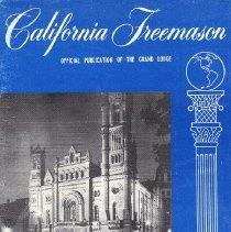Image of Grand Lodge of California - Freemasonry--History--California Freemasonry--History--Pennsylvaqnia