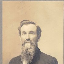 Image of G.W. Miller, DDGM 49th Masonic District Missouri - 2014.9.42
