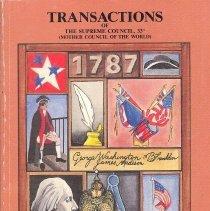 Image of Supreme Council AASR - Freemasonry--History--United States Freemasonry--Scottish rite