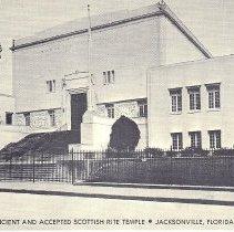 Image of Jacksonville Florida Scottish Rite Temple 1973 - 2015.1.1