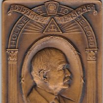 Image of W.F. Kuhn Commerative Paperweight - 2015.1.17
