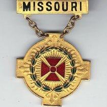 Image of Missouri Knight Templar Jewel - 2015.1.31