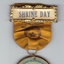 Image of Shrine jewel, Trans-Mississippi Exposition 1898 - 2015.1.55