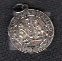 Image of Centennial Medal St Louis Lodge No.1 1916