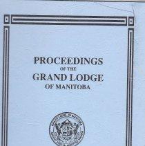 Image of DW Friesen - Freemasonry--Yearbook--Manitoba Freemasonry--History--Canada