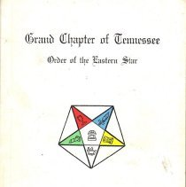 Image of Williams Printing Co - Eastern Star--Yearbooks--Tennessee