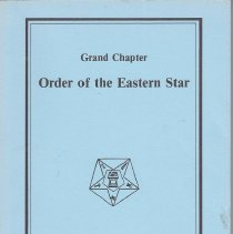 Image of Grand Chapter of Nova Scotia and Prince Edward Island - Eastern Star--Yearbook--Nova Scotia and Prince Edward Island