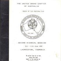 Image of Print 2000 Ltd - Eastern Star--Yearbooks--Australia Eastern Star--History--Australia