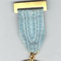 Image of Munich Lodge No. 851 ribbon and jewel - 2015.3.87