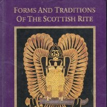 Image of Supreme Council 33o - Scottish rite--History Scottish rite--Philosophy and teaching