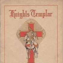 Image of Prospectes for the 36th Triennial Session Knight Templar Seattle WA 1925 - 2015.4.64