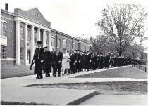 Image of Graduation procession, NEMO State Teachers College,  - 2015.5.267